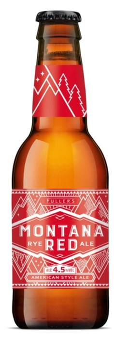 Montana Red Case 8 x 500ml ABV 4.5%
